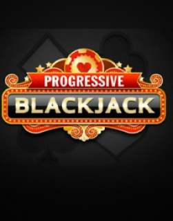 Blackjack progresivo